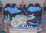 В Краснодаре открылась выставка «Приоткрывая занавес»