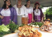 В «Атамани» прошел краевой фестиваль «Тэщины пирижэчкы»