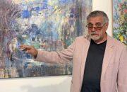 В Приморско-Ахтарске открылась персональная выставка Виталия Коробейникова