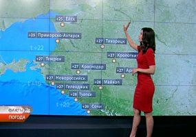 В Краснодаре 24 мая осадков не ожидается