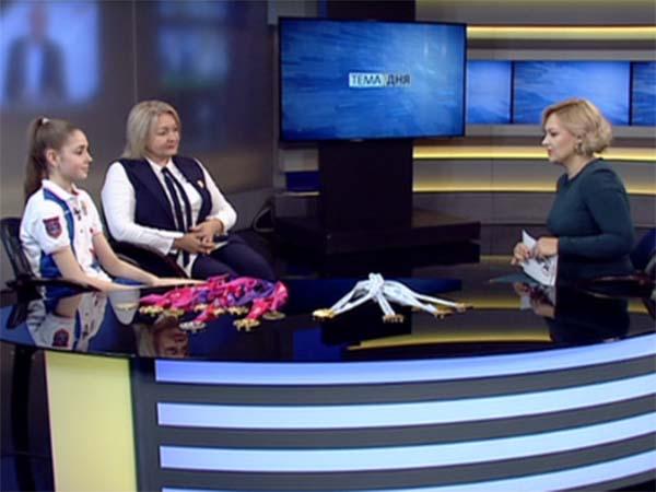 Татьяна Полионова: художественная гимнастика не отпускает всю жизнь