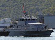 Боевые пловцы ЧФ провели противодиверсионные учения под водой