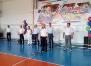 В Краснодарском крае открыли десятый малобюджетный спорткомплекс