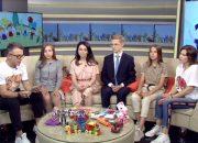 Полина Калюжная: с ребенком стоит заниматься по многим направлениям