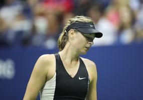 Теннисистка Мария Шарапова выбыла из топ-30 рейтинга WTA