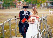 Казачья свадьба: «дать гарбуза», «пропитая невеста», отрезание кос и «куры»