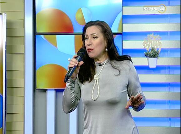 Джазовая певица Ирина Бабичева: джаз — это образ жизни
