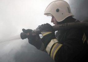 В Анапе из-за пожара в здании эвакуировали 15 человек
