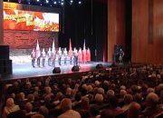 В Краснодаре прошел праздничный концерт ко Дню Победы