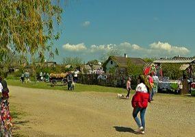 Казачья станица «Атамань» открыла курортный сезон