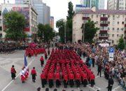 «Факты 24»: в Краснодаре прошла генеральная репетиция шествия ко Дню Победы, Кондратьев встретился с ветеранами Великой Отечественной войны