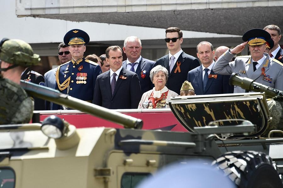 Вениамин Кондратьев: 9 мая — день национальной гордости за страну