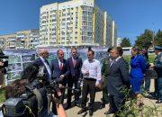 Кондратьев осмотрел площадку под новый парк в Геленджике