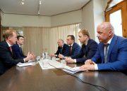 Кондратьеву рассказали об опыте шведских компаний в области мусоропереработки