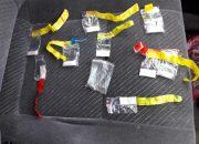 В Крымском районе в машине закладчика наркотиков нашли мефедрон