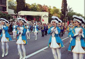 В Сочи 15 тыс. зрителей пришли на карнавал