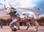 Дизайнеры разработали проекты футуристических скульптур для парка «Краснодар»