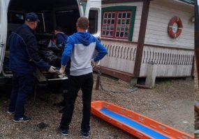 В озере Абрау-Дюрсо во время рыбалки утонул мужчина