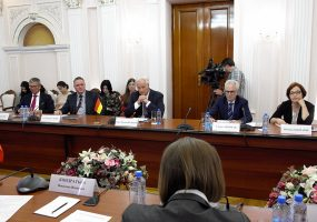 В Краснодаре обсудили перспективы развития машиностроительной отрасли края