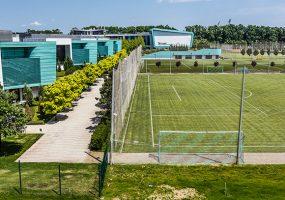 ФК «Краснодар» проведет открытую тренировку на базе «Академии футбола»