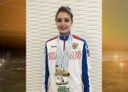 Кубанская гимнастка завоевала четыре золотые медали на чемпионате Европы
