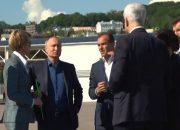 Президент РФ ознакомился с планами развития сочинского «Сириуса»
