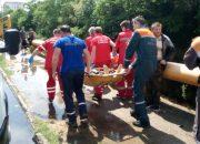 В Сочи спасатели вытащили из реки мужчину