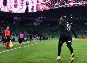 Два гола ФК «Краснодар» вошли в десятку лучших в Лиге Европы