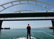Минобороны: Крымский мост охраняет «Тор» на случай атаки Украины