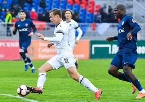 Как ФК «Краснодар» на выезде сыграл с «Енисеем»