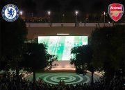 В парке «Краснодар» покажут финал Лиги Европы
