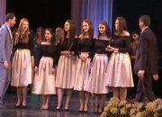 В Краснодаре на гала-концерте наградили победителей конкурса «Пою мое Отечество»