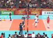 Две волейболистки «Динамо» в составе сборной России сыграют с коллегами из Китая