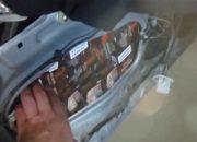 В Сочи задержали контрабандный груз сигарет из Абхазии