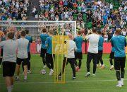 Футболисты «Краснодара» встретятся в парке с болельщиками