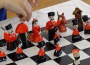 В станице Ленинградской в детском саду появились казачьи шахматы