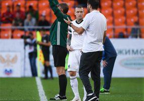 Тренер «Краснодара» Мусаев посчитал наказание для Мамаева слишком суровым