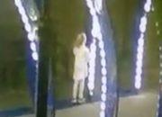 В Новороссийске женщина выкрутила лампочки из световой арки