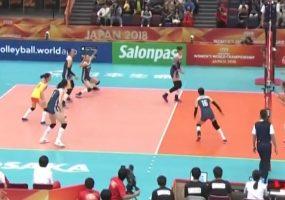 Кубанские волейболистки сыграют против Доминиканы в составе сборной России