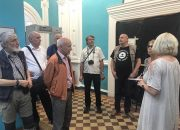 Туристы из Германии проехали по маршруту «Золотое кольцо Боспорского царства»