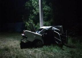 На Кубани водитель без прав устроил ДТП, в котором погибла 15-летняя девочка