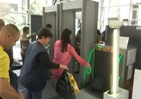 Общественники проверили обеспечение безопасности на вокзале Краснодар-1