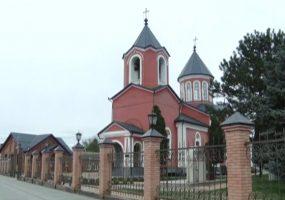 В Армавире идет реконструкция армянской церкви Успения Пресвятой Богородицы