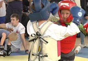 В Краснодаре прошло открытое городское первенство по ударно-борцовскому стилю