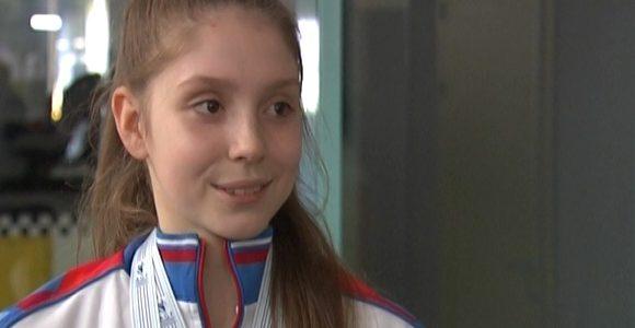 Кубанская гимнастка завоевала золото на первенстве в Азербайджане