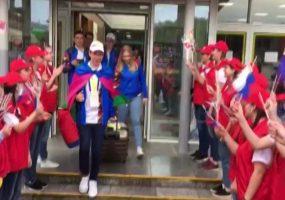 В Краснодаре встретили победителей и призеров чемпионата WorldSkills Russia