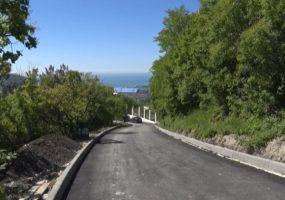 На ремонт разрушенных паводком дорог в Туапсе выделили 140 млн рублей