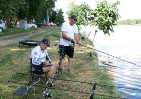 В Кореновском районе завершились командные соревнования по ловле карпа