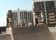 В Горячем Ключе прошел фестиваль экстремальных видов спорта