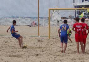 В Анапе пройдет финал краевого первенства по пляжному футболу